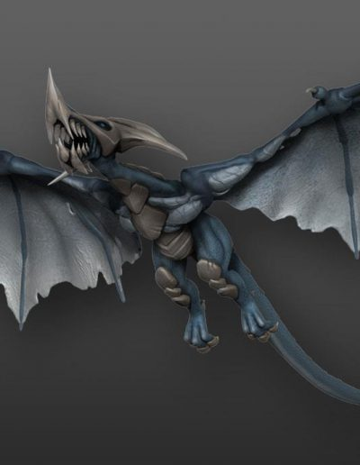 Dragon-Bottom